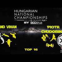 X-Wing Hungarian Nationals Top 16 videók