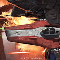 Halálos Sebesség - RZ-2 A-Wing, mit is ér a kis hajó?