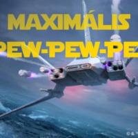 A pusztítás mindenkit utolér - Alpha-class Star Wing, aka. Gunboat kiegészítő bemutató
