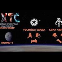 HXTC 2019 - Hungarian X-Wing Team Championship videók