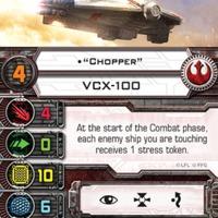 X-Wing: a Ghost akcióban (Battlereport #1)