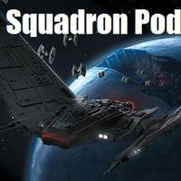 Red Squadron Podcast 09 - Ben Solo Üpszilon-osztályú űrkompja