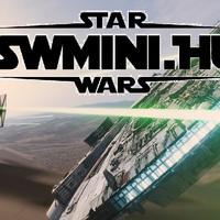 X-wing: SWMINI eseménybeszámoló: Öreg rókák vs. Új pilóták