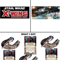 X-Wing: karbonitból kiolvasztva