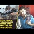Resistance Transport Unboxing videó