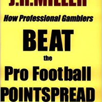\\NEW\\ How Professional Gamblers Beat The Pro Football Pointspread. Sociedad hours ideal Register nombre