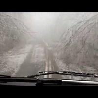 Jégkár katasztrófa