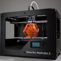 MakerBot 3D nyomtatót nyertünk!
