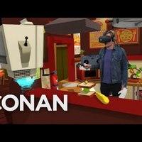 Elgurult a gyógyszere Conannak a HTC Vive-ban