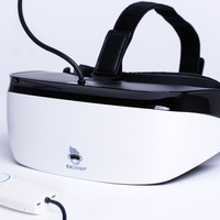 Újabb sikeres VR-fejszett projekt a Kickstarteren