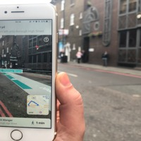 AR City App: többé nem tévedsz el idegen városban