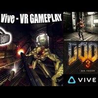 DOOM 3 BFG VR verzió HTC Vive –ra!!
