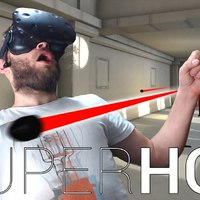 Megérkezett a Superhot VR végre HTC Vive-ra is