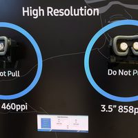 A Samsung új VR megjelenítője kenterbe veri a HTC Vive-ét