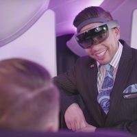 Az Air New Zealand légitársaság légikísérői AR-szemüveget kaphatnak