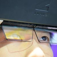 Két mm vékony AR lencsés szemüveg a CES2017-en