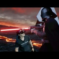 Ez a Star Wars bemutató futott az Apple konferencián