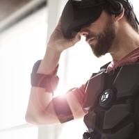A VR mellény már működik egy nindzsás játékban