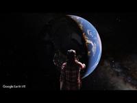 A Google Earth VR-tól lesett az állunk
