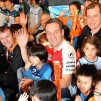 Rutter gyors volt Makaóban