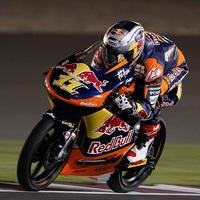 Cortese nyerte az első Moto3 időmérőt