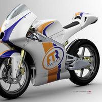 Pályára gurul a Moto3-as FTR gép