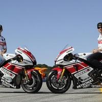 Ismét piros-fehérben a Yamaha