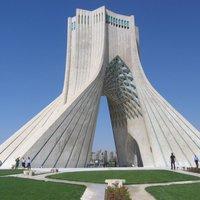 Megérkeztem Teheránba...