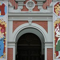 Feketefejűek háza, Riga