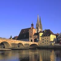 Az ördög hídja Regensburgban