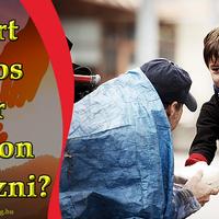 Miért fontos már fiatalon adakozni?