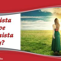 Optimista illetve pesszimista vagy?