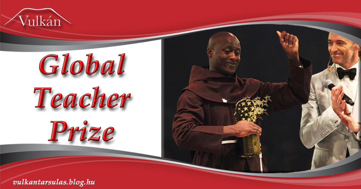 """A """"pedagógusok Nobel-díja"""""""