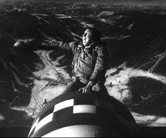 Dr Strangelove or How I Learned How to Stop Worrying and Love the Bomb