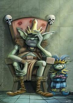 Steve Harpster: Troll King