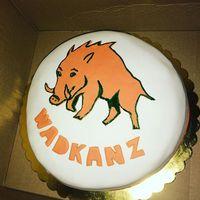 A #wadkanzcrew tortája