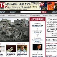 Megújult a ForeignPolicy.com