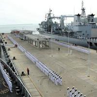 Kína, haditengerészet