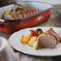 Ezt készítsd el ma vacsira! - Rozmaringos sertésszűz baconbe tekerve