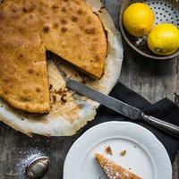 A legfinomabb citromos kevert süti glutén-, tej-, és cukormentesen