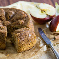 A tökéletes almás kuglóf receptje