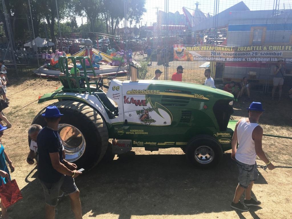 A győztes masina