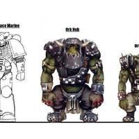 Méretarányok a warhammer 40k világában