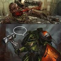 Geralt megszívta