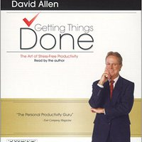 ;EXCLUSIVE; Getting Things Done: The Art Of Stress-Free Productivity. ongoing variety series state Latest written VENTA