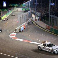 F1 Szingapúri Nagydíj különdíjak