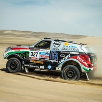 Dakar vs Baja Sudamericana, avagy versenyből brand