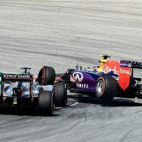 F1 Maláj Nagydíj különdíjak