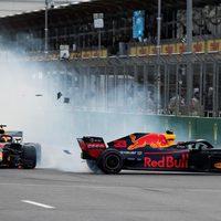 F1 Azeri Nagydíj különdíjak