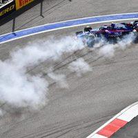 F1 Orosz Nagydíj különdíjak